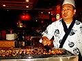 Yakitori master by leighblackall.jpg