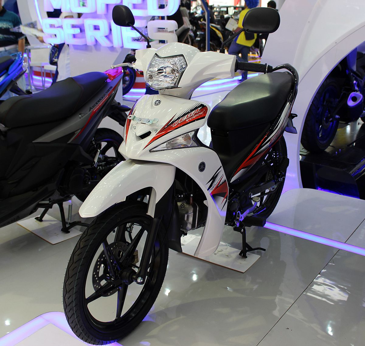 99 Gambar Motor Force Elegan Yamaha Terupdate