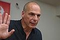 Yanis Varoufakis at press conference, Athens 2019 3.jpg