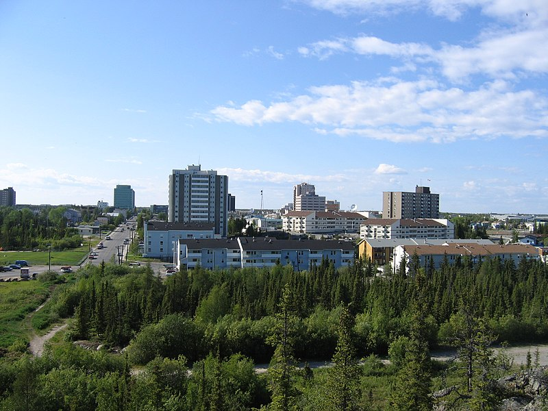 Highrise Apartments In Small Towns And Small Cities Northwest Territories And Rural Areas