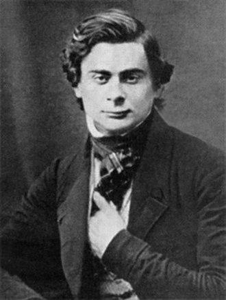 Thomas Henry Huxley - Huxley, aged 21