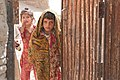 Young children pose for a photo in the Panjwai district, Kandahar province, Afghanistan, April 1, 2012 120401-A-VQ566-386.jpg