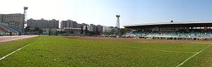 Yuen Long Stadium - Yuen Long Stadium Panorama.