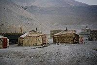 Yurt of Kyrgyz,Kizilsu Kirghiz Autonomous Pref.,Xinjiang,china.JPG