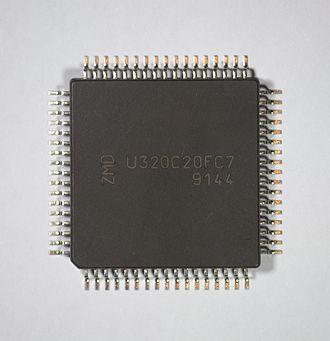 Texas Instruments TMS320 - ZMD U320C20FC