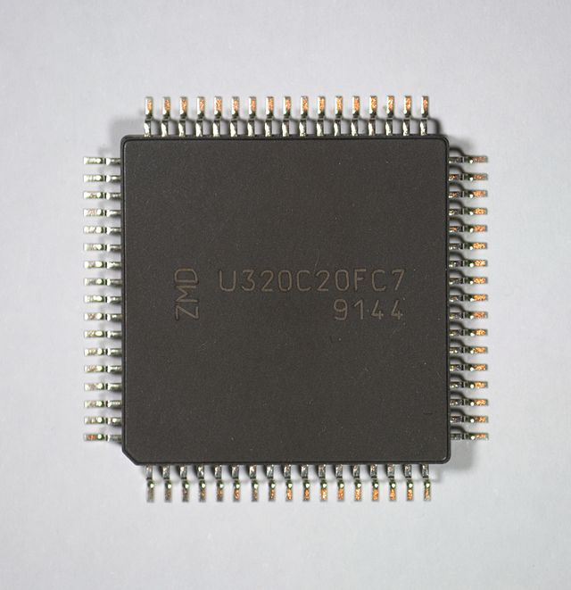 Texas Instruments TMS320 - Wikiwand