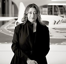 Image illustrative de l'article Zaha Hadid