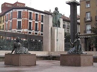 Goya memorial