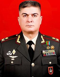 Zaur Javanshir Azerbaijani military officer