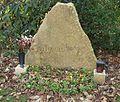 Zentralfriedhof Vienna - grave of Marcel Prawy (November 2004).JPG