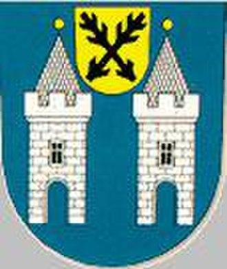 Zákupy - Image: Znakzakupy