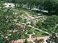 """""""Die Garten Tulln"""" Blick vom Baumwipfelweg - Juni 2011 - panoramio.jpg"""