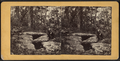 """""""Putnam Wolf Den"""" (a small cave?), Pomfret, Conn, from Robert N. Dennis collection of stereoscopic views.png"""