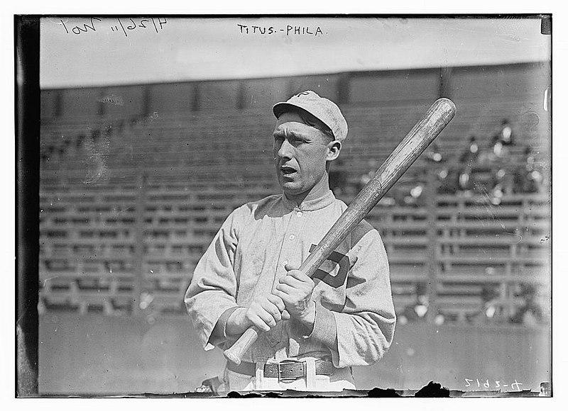 File:(John Titus, Philadelphia, NL (baseball)) LOC 2163453148.jpg