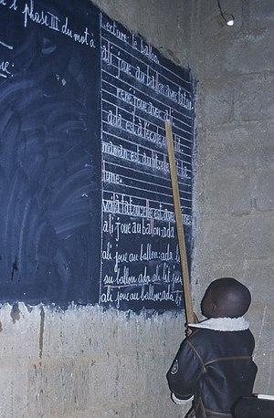 Éducation au Mali — Wikipédia