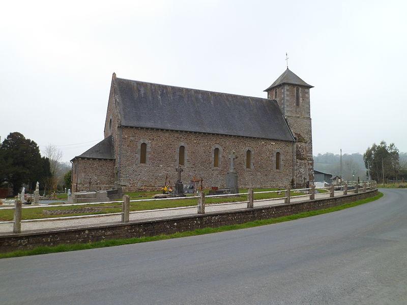église Notre-Dame de fr:Soudeval-les-Bois