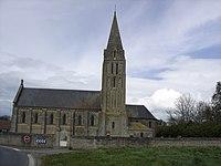 Église de bény-sur-Mer.JPG
