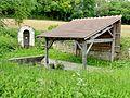 Épiais-Rhus (95), fontaine et lavoir du Petit Vin, SR n° 37 - route de Rhus 2.jpg