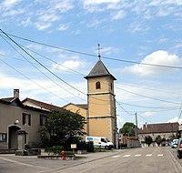 Évaux-et-Ménil, Église Saint-Césaire 1.jpg