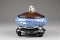 Östasiatisk keramik. Rökelsebrännare - Hallwylska museet - 95634.tif