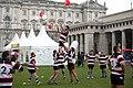 Österreichische Rugby-Nationalmannschaft - Tag des Sports 2013 Wien 1.jpg