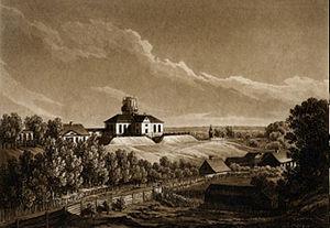 Peter Carl Ludwig Schwarz - Image: А М Хаген Обсерватория Дерпта