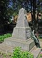 Братська могила жертв фашизму (поховано 960 чоловік) Бердичів.jpg