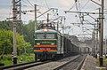 ВЛ10-500, Россия, Новосибирская область, станция Клещиха (Trainpix 65309).jpg