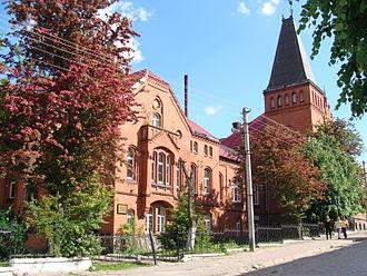 Bagrationovsk - School