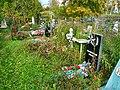 Волховской р-н, Старая Ладога, воинские могилы на кладбище.jpg