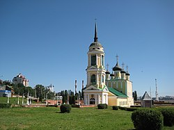 Воронеж. Успенская церковь. (Voronezh. Russia. Church of the Assumption.).JPG