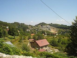 Gorna Belica - Image: Горна Белица МК