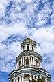 Дзвіниця велика Успенського собору на початку вересня.jpg