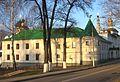 Духовноге правление и юго-западная башня Борисо-Глебского мужского монастыря. г.Дмитров..jpg