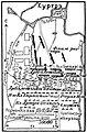 Карта-схема к статье «Куртрэ». Военная энциклопедия Сытина (Санкт-Петербург, 1911-1915).jpg