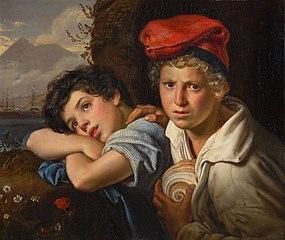 Neapolitan Fisherboys