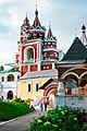 Колокольня (звонница) с церковью Сергия Радонежского.jpg