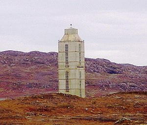 Kola Superdeep Borehole - Superstructure of the Kola Superdeep Borehole, 2007
