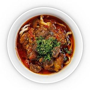 Uzbek cuisine - Lag'mon