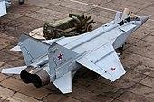 Микоян-Гуревич МиГ-31, Воронеж - Балтимор RP62648.jpg