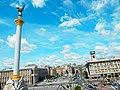 Монумент Незалежності Київ 2 Майдан Незалежності.JPG