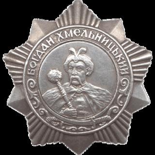Order of Bogdan Khmelnitsky (Soviet Union)