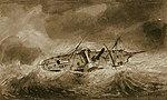 Пароход Тарки при входе в Астробад.jpg