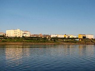 Chersky (urban-type settlement) Urban-type settlement in Sakha Republic, Russia