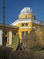 Пулковская обсерватория. Главное здание, вид с юга 01.jpg