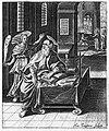 Св. Мацвей. (з кнігі Жыціі святых з навукамі…), 1693 г..jpg