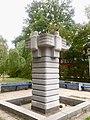 Скульптура-фонтан «Брати», Ризький квартал.jpg