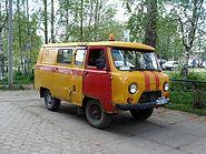 УАЗ-452 Аварийная. Теплосеть (02)