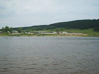 Nizhneudinsky District - Uda, Nizhneudinsky District