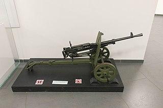 SG-43 Goryunov Medium machine gun